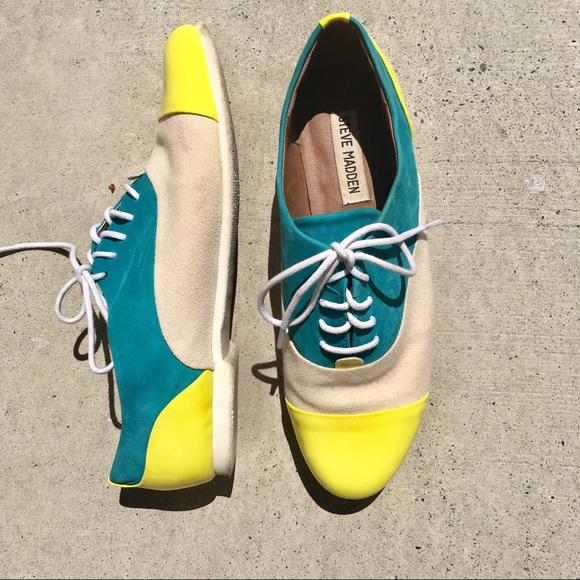 9d1c0dc8f795 Steve Madden Shoes - Steve Madden Jazie style oxford shoes
